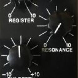 Future Sound Systems TG3 Gristleizer Eurorack VCF Module