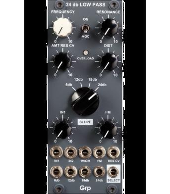Grp Synthesizer VCF 24db
