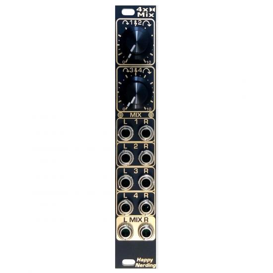 Happy Nerding 4X Stereo Mix Black