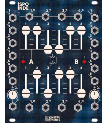 IO Instruments Sponde Mixer