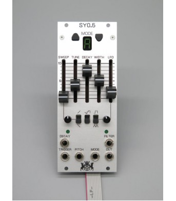 Michigan Synth Works SY0.5 Analog Drum Module Natural