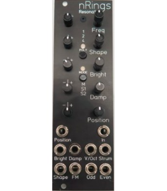 Michigan Synth Works nRings Black