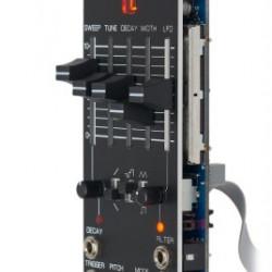 Michigan Synth Works SY0.5 Analog Drum Module Black