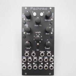 Michigan Synth Works Pachinko Black
