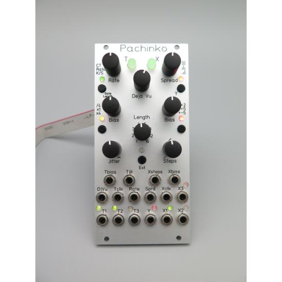 Michigan Synth Works Pachinko Silver