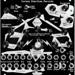 Noise Engineering Cursus Iteritas Percido Black