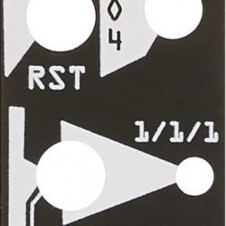 Noise Engineering Horologic Solum Black