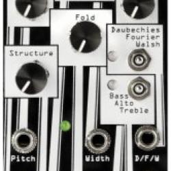 Noise Engineering Cursus Iteritas Black