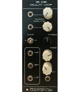 Radical Frequencies 12dB Multi VCF