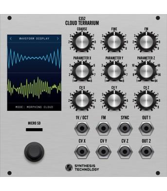 Synthesis Technology - E352 Cloud Terrarium