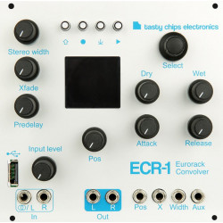 Tasty Chips Electronics ECR-1 Eurorack Convolver