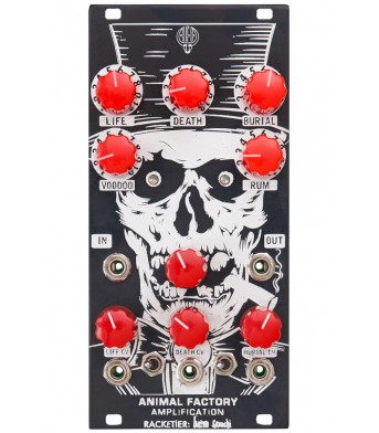 Animal Factory Amplification - Baron Samedi Module