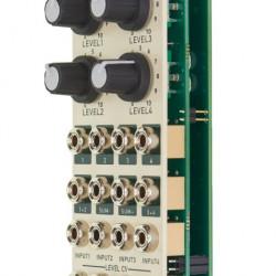 Cwejman VCA-4MX Quad VCA Mixer