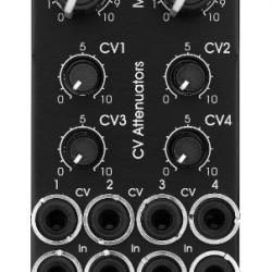 Doepfer A-135-2V Mini Quad VCA / Mixer