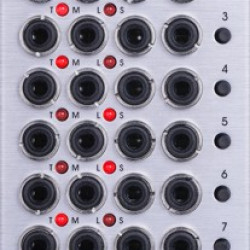 Doepfer A-150-8 Octal VC/Manual Programmable Switch