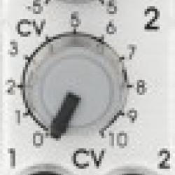 Doepfer A-133-2 Dual VC Polarizer