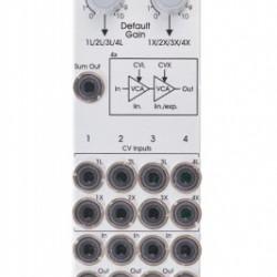 Doepfer A-132-8 Octal Poly VCA