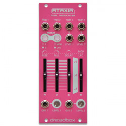 Dreadbox Ataxia Dual Modulator
