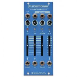 Dreadbox Eudemonia Filter Mixer VCA