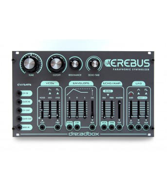 Dreadbox Lil' Erebus Assembled