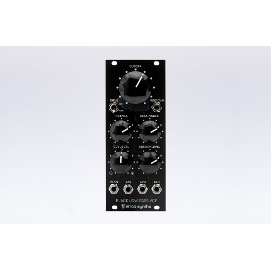 Erica Synths Black Low Pass Filter