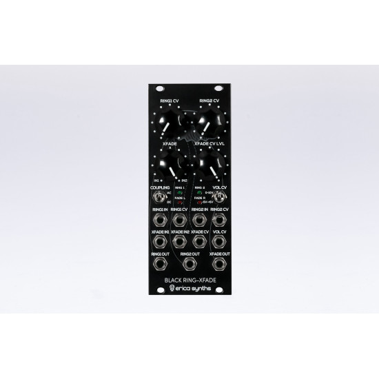 Erica Synths Black Ring-Xfade