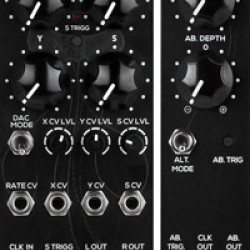 Erica Synths Black Code Source & Expander Bundle