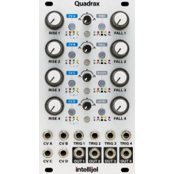 Intellijel Designs Quadrax 3U