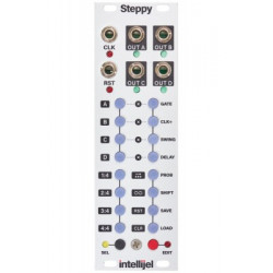 Intellijel Designs Steppy 3U