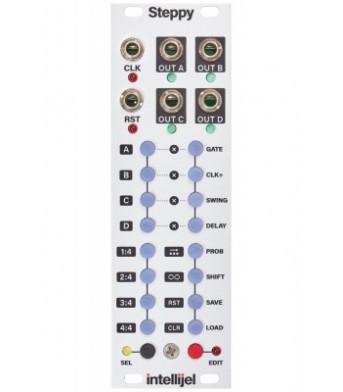 Intellijel Designs - Steppy 3U