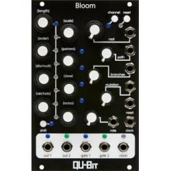 QU-Bit Bloom Black