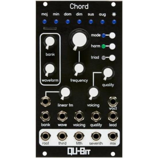 QU-Bit Chord V2 Black
