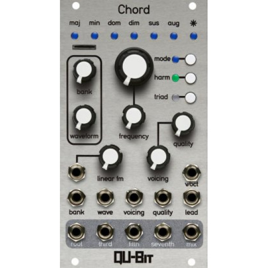QU-Bit Chord V2 Silver