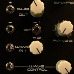 Radical Frequencies Waveshaper