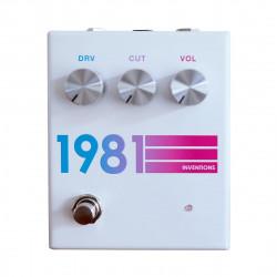 1981 Inventions DRV White Hyperfade