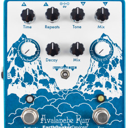 EarthQuaker Devices Avalanche Run V2