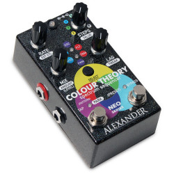 Alexander Pedals Colour Theory