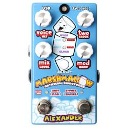 Alexander Pedals Marshmallow Pitch Modulator