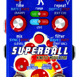 Alexander Pedals Superball  (Billy Style)