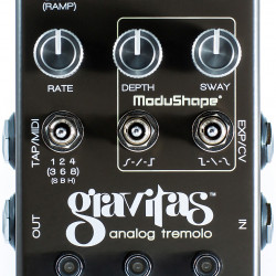 Chase Bliss Audio Gravitas