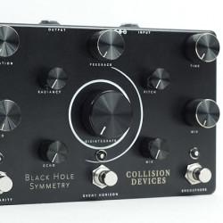 Collision Devices Black Hole Symmetry