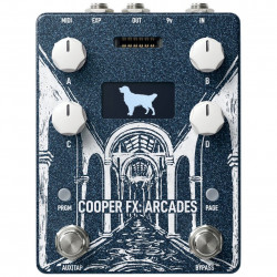 Cooper FX Arcades Lofi/Pitch Pack