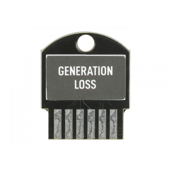 Cooper FX Generation Loss Card For Arcades