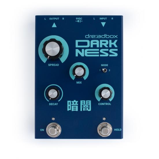 Dreadbox Darkness Stereo Reverb