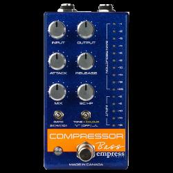 Empress Effects Bass Compressor Blue