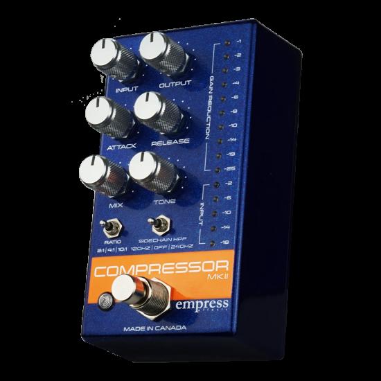 Empress Effects Compressor Blue