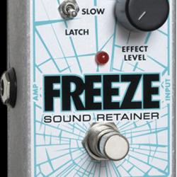 Electro Harmonix Freeze Sound Retainer