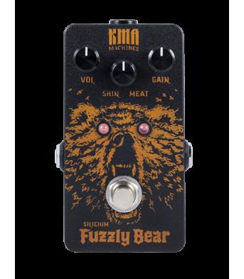 KMA Audio Machines-Fuzzly Bear Silicum Fuzz