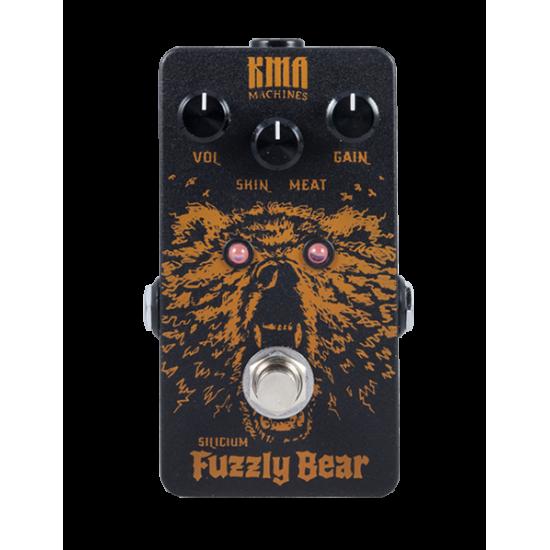 KMA Audio Machines Fuzzly Bear Silicum Fuzz