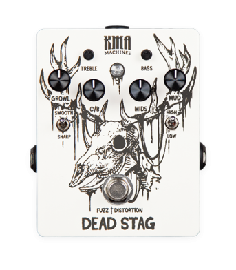 KMA Audio Machines-Dead Stag Fuzz